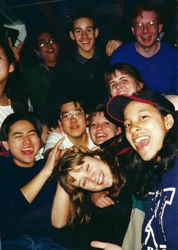 Flagstaff 1997_Good friends