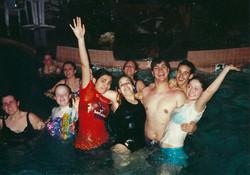 Flagstaff 1997_Hotel pool