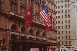Carnegie Hall Flags