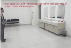 Tianjin_Dressing Room