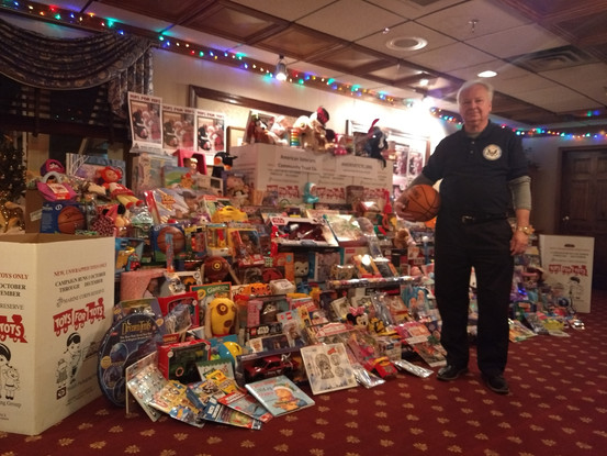 2019 Toys For Tots Drive