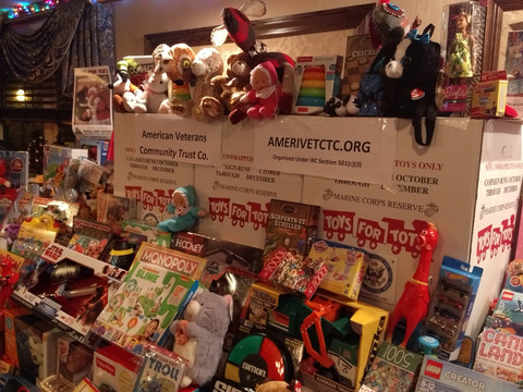 Toys For Tots Christmas Drive 2019