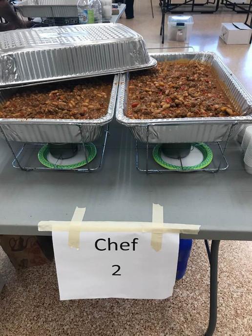 2018 Chili Cook Off