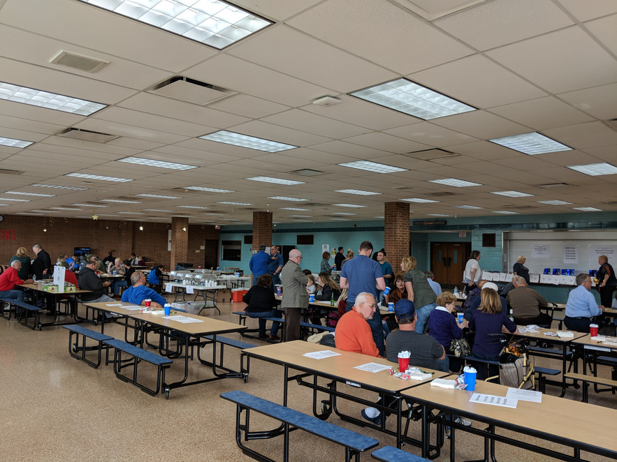 2018 Chili Cook Off Competition