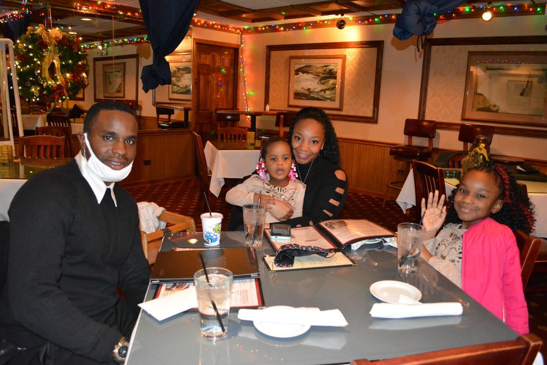 Proud Marine Veteran & his beautiful family