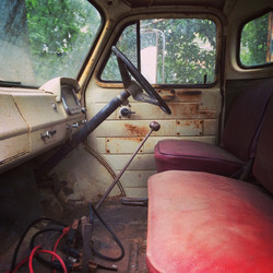 Rusted Interior