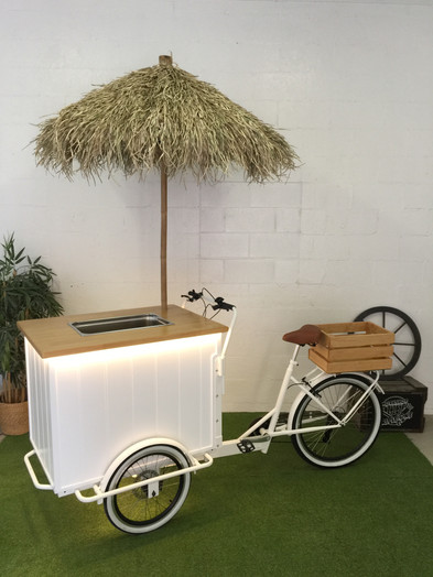 The Bubbly Bike is here!