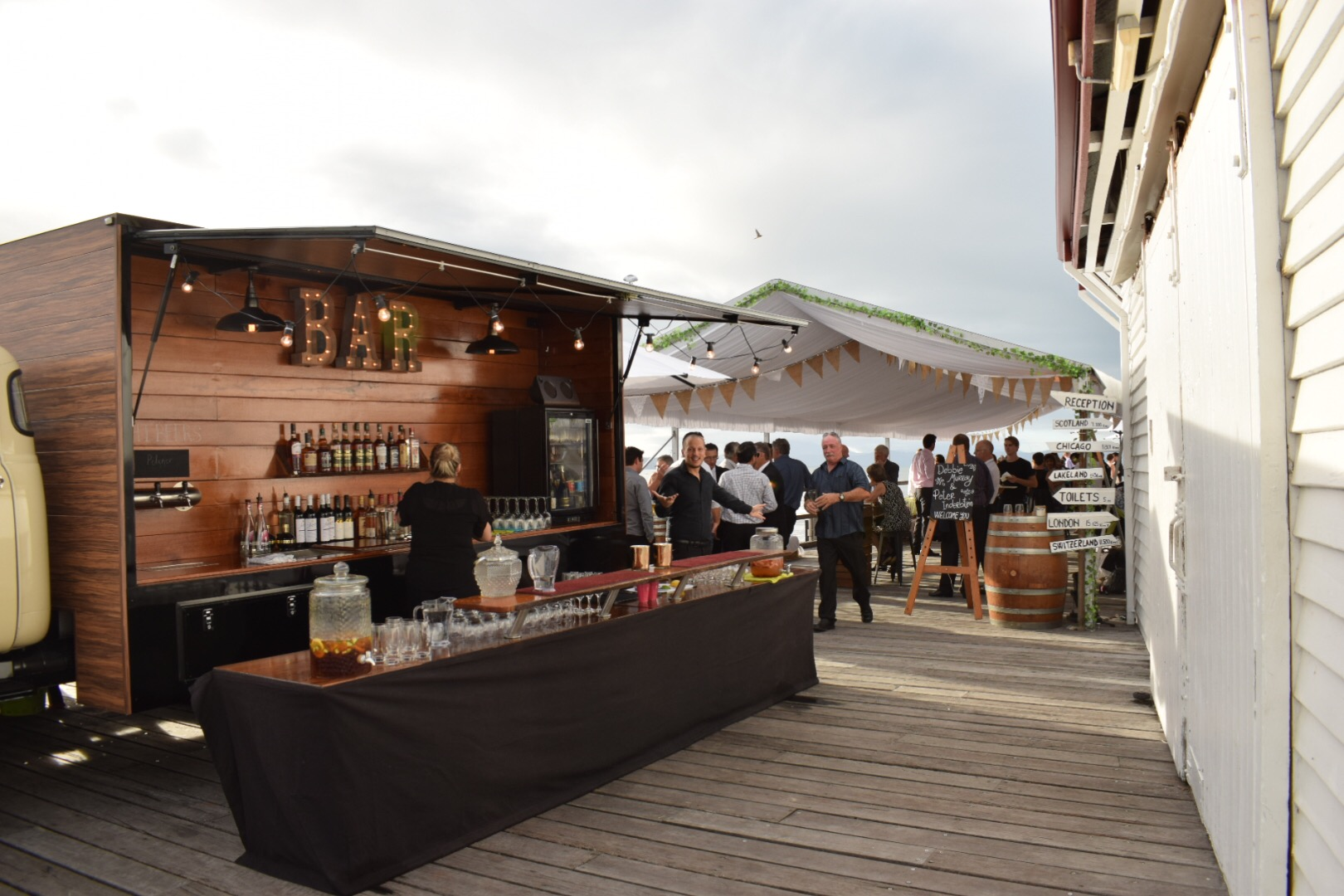 The Bedford Bar, Port Douglas Sugar