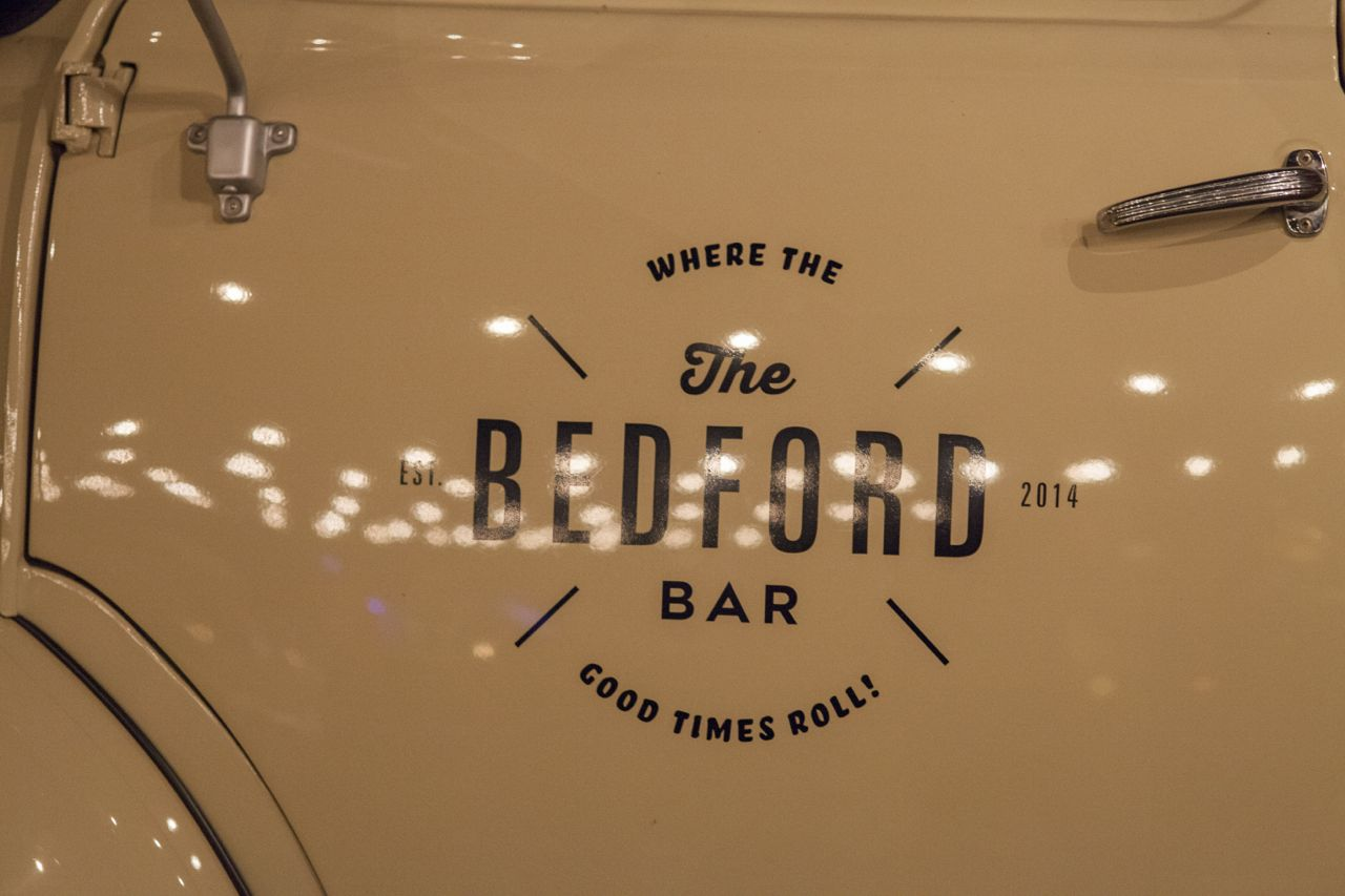 The Bedford Bar, Cairns, mobile bar,