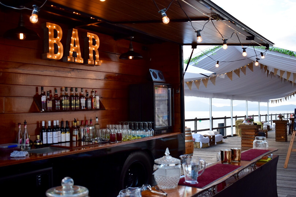 The Bedford Bar, Sugar Wharf, Port Douglas