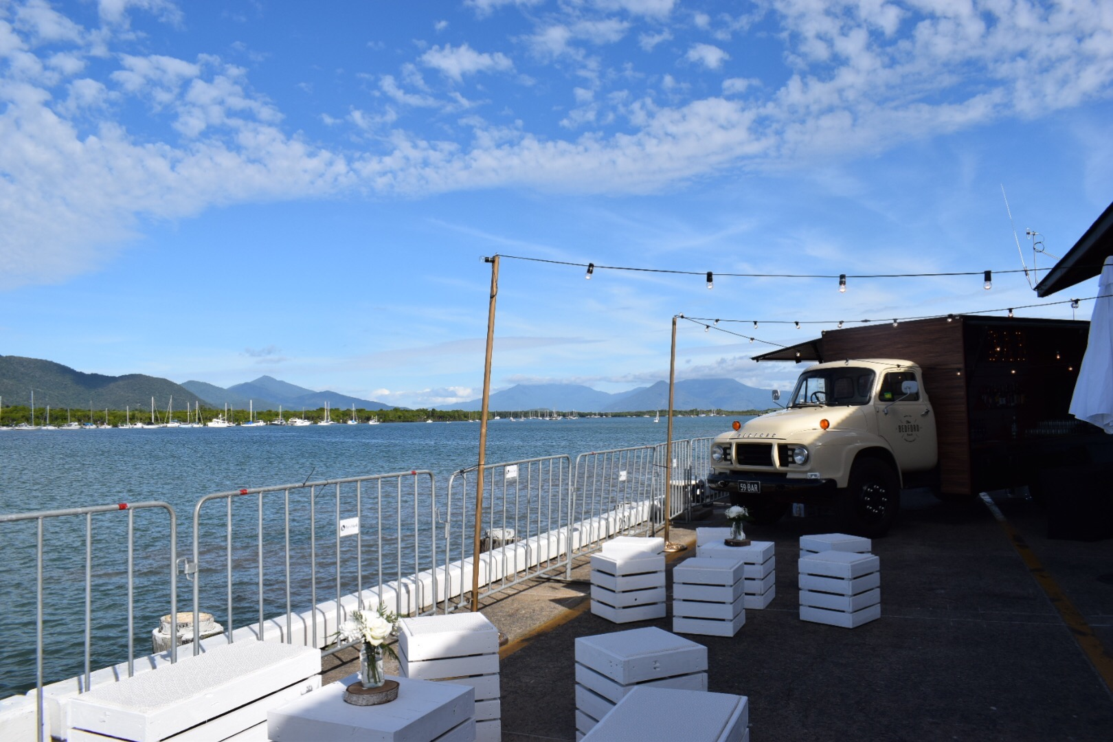 The Bedford Bar at the Cairns Cruise