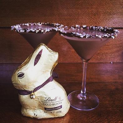 Nutella Martini-a non-traditional Easter!