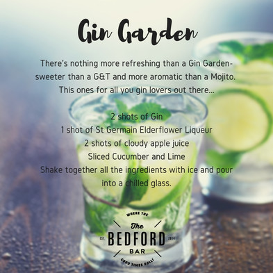One for all the Gin lovers...