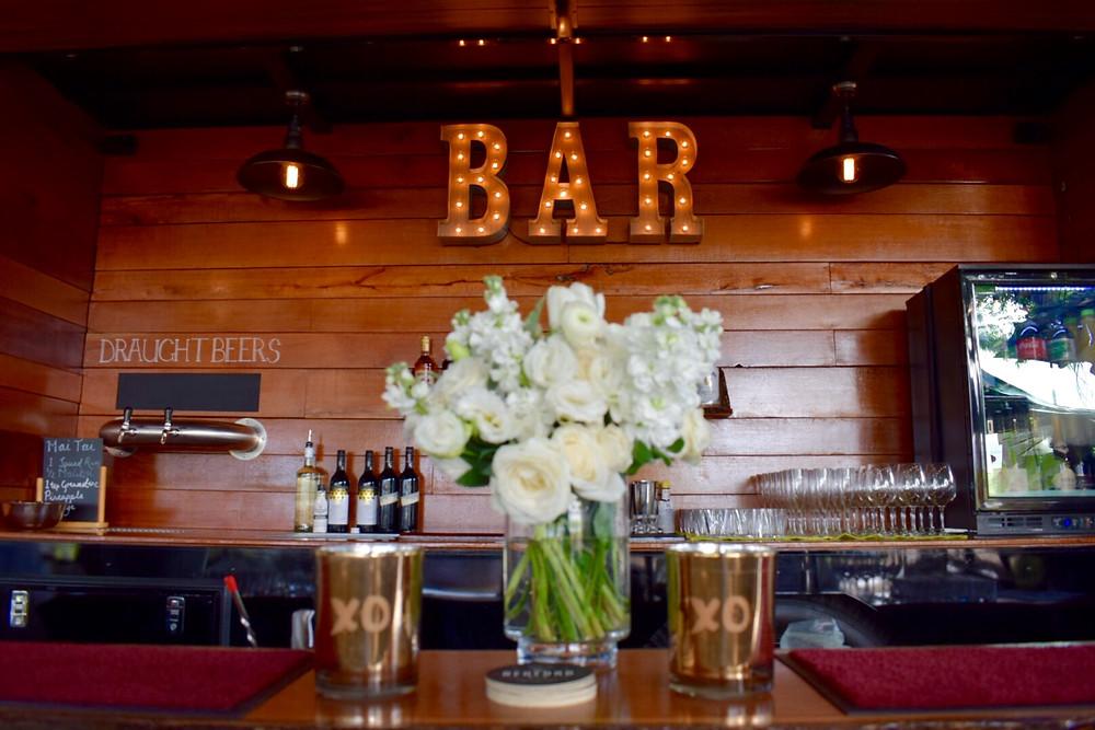 The Bedford Bar, mobile bar in Port Douglas