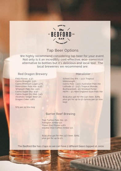 Local Breweries we recommend