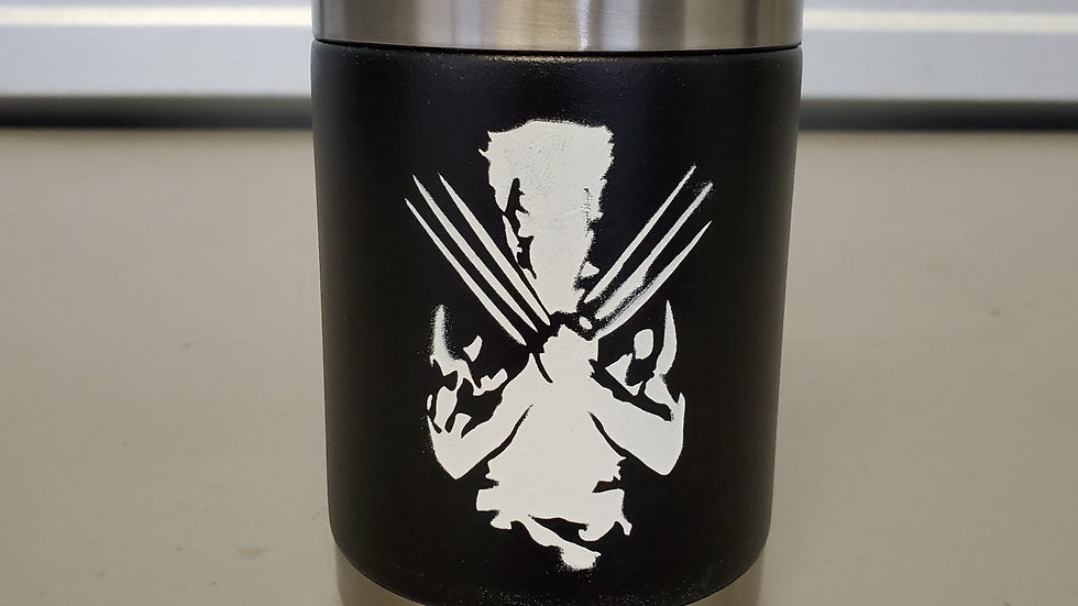 Wolverine Can Cooler Stainless Steel
