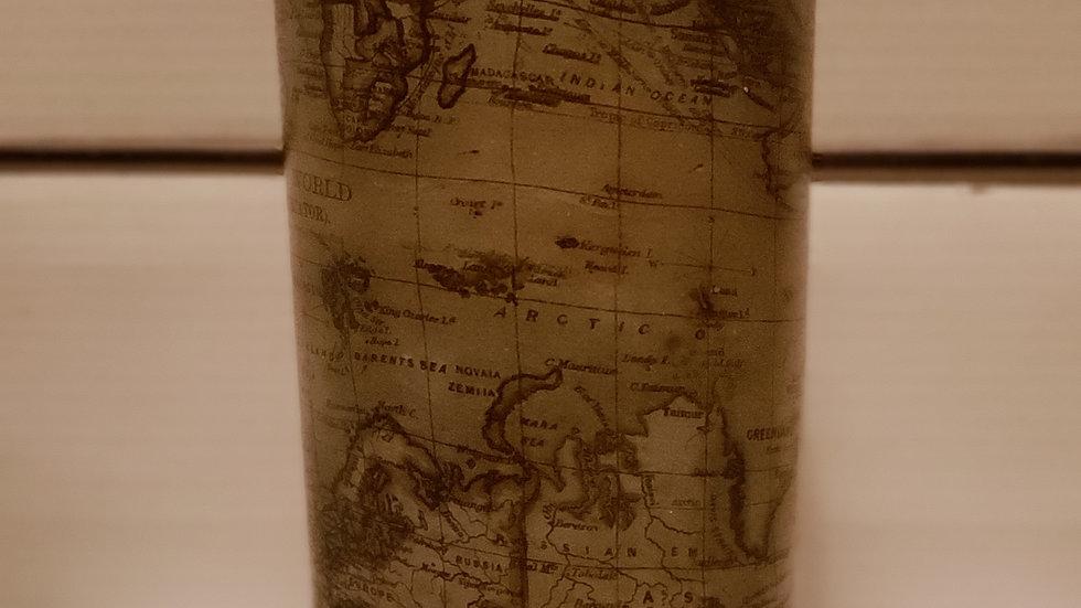 Antique World Map 20oz Built Tumbler