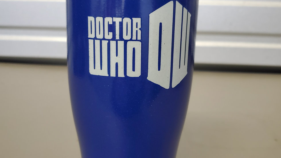 Dr. Who 30oz Stainless Steel Tumbler