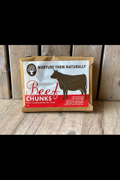 NTN - Beef Chunks (1kg)