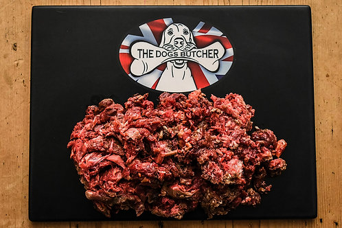 TDB Horse Meat with Veal Bone 80/10/10 (1kg)