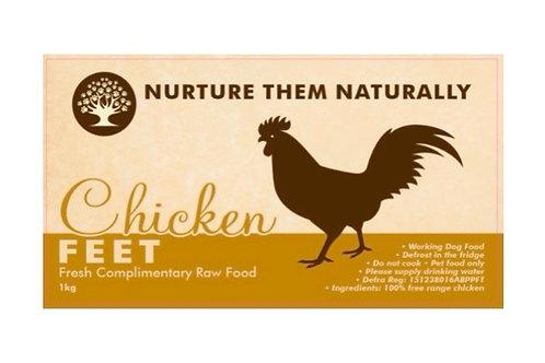NTN Chicken Feet (1kg)
