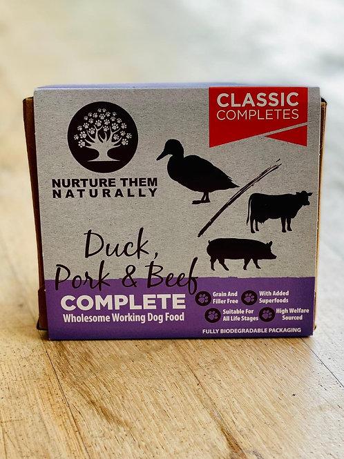 NTN - Duck, Pork & Beef Complete (500g)