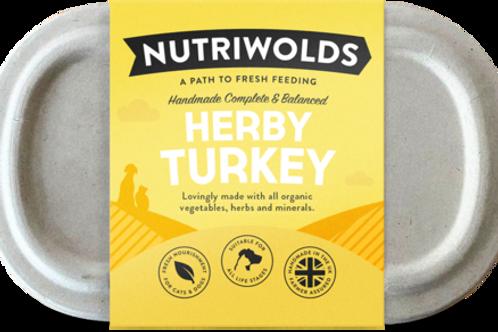 Nutriwolds Herby Turkey (1kg)