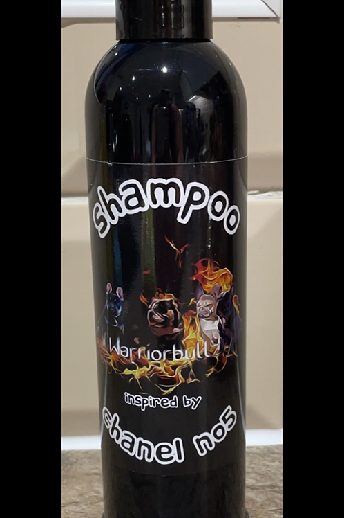 Warriorbullz - Chanel no5 Shampoo (250ml)
