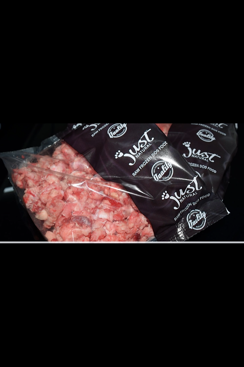 Just Natural Chicken, Beef & Offal (1kg)