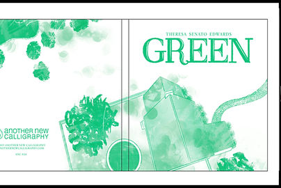 Green by Theresa Senato Edwdards