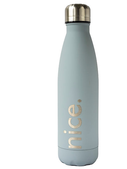 Insulated water bottle 500ml Matte Grey