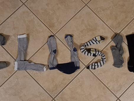 Mi gioco la calza!