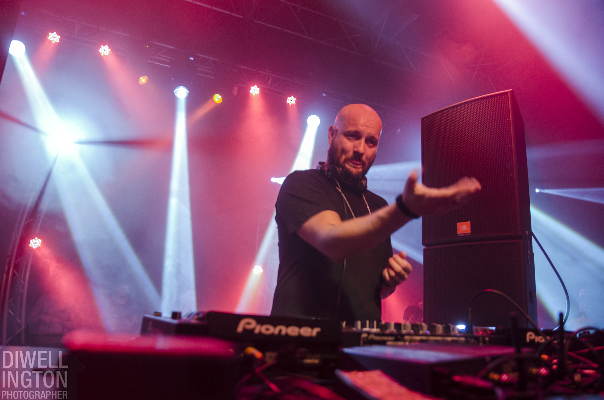 Crookers Live