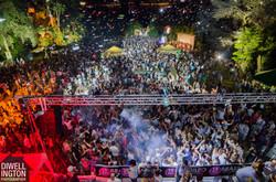 Reportage evento festa Brasileo Festival