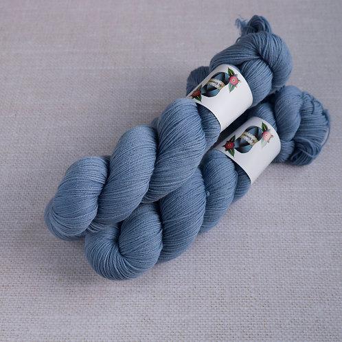 BLUE VALENTINES - MSW - 100% mérinos superwash- fingering