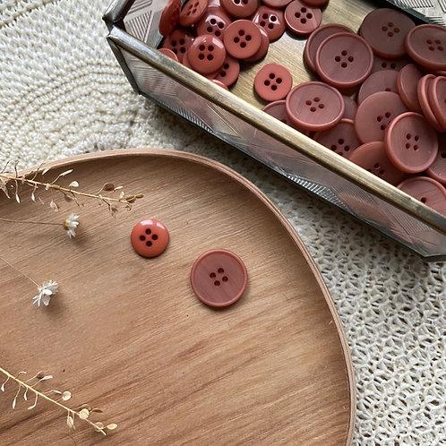 Terra cotta - boutons