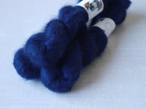 TILL MIDNIGHT - KMS - 72% kid mohair 28 % soie - Lace