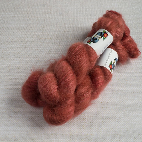 ROSE & THORN - KMS - 72% kid mohair 28 % soie - Lace