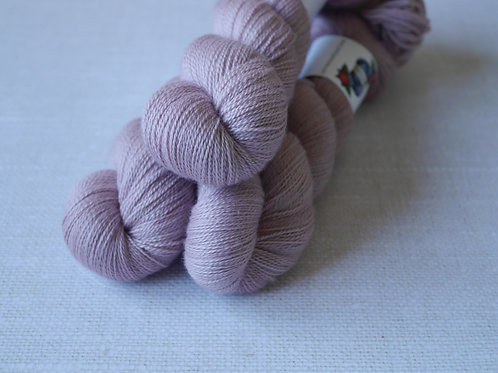 ROSE DES BOIS - MS Light fingering - 80 merinos 20 soie