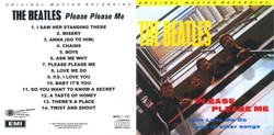 Please please me, 1963