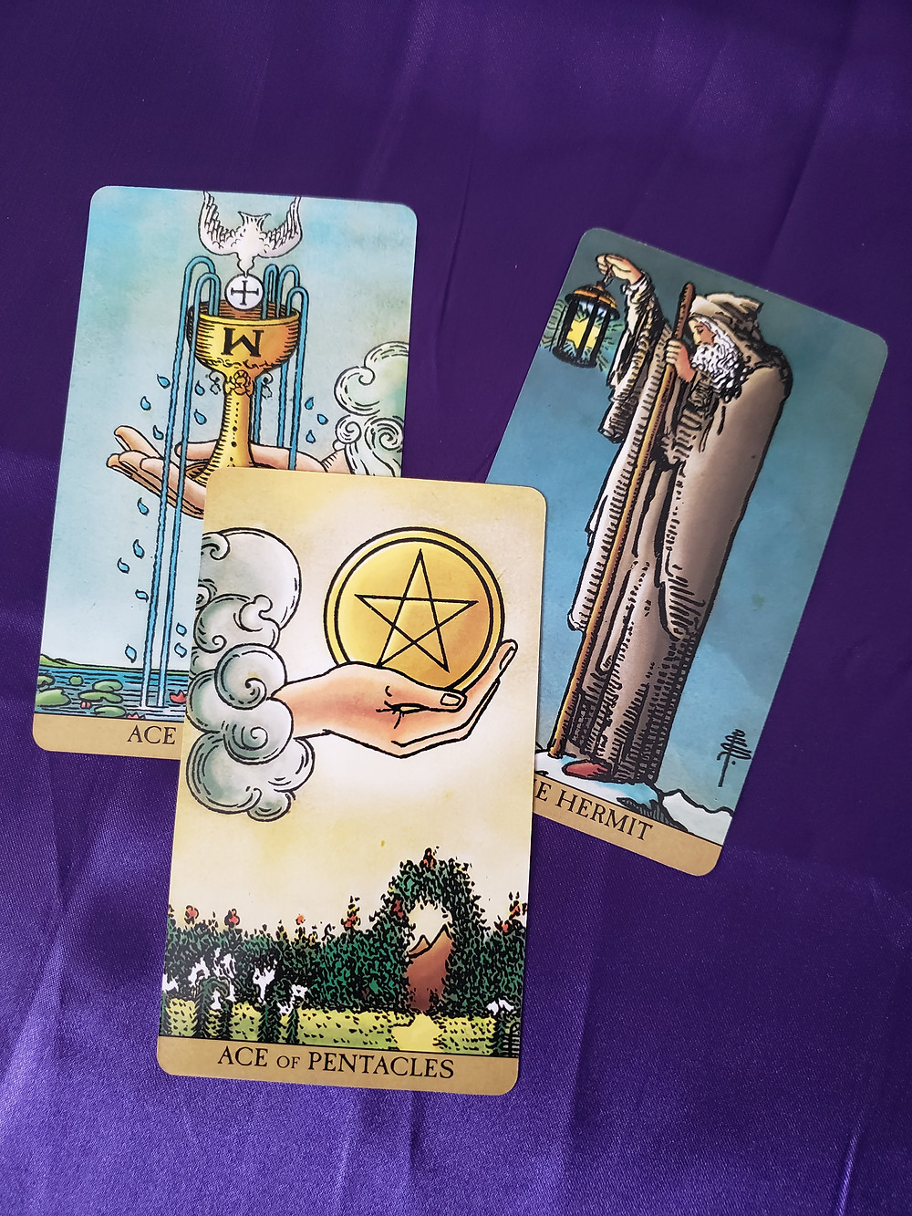 Tarot card readings for self care & wellness Inner Glow Massage Spa