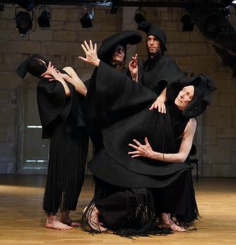 Sollicitudes ) image de répétitions - Royaumont