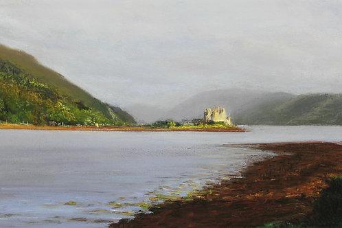 Scotland, Loch Duich, Eilean Donan Castle