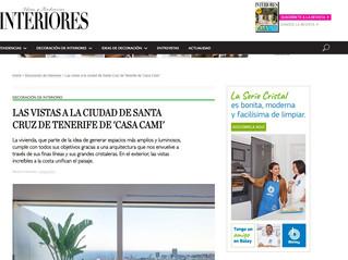 PUBLICACIÓN REVISTA INTERIORES / CASA CAMI