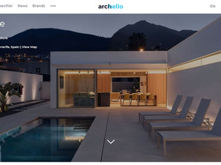 PUBLICACIÓN ARCHELLO MAGAZINE / Casa Soroa