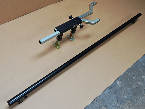 Mode Wall mount, 2 m EXTENSION barre - code WB/E