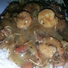 Smoked Gumbo & Rice Dinner