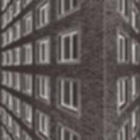 Ziegelstein-Gebäude Skizze