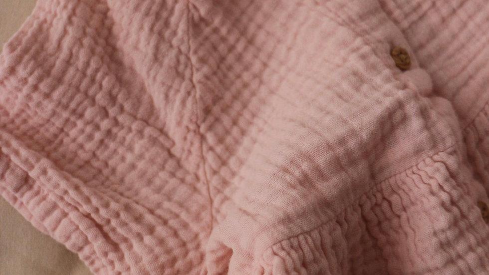 Robe gaze de coton