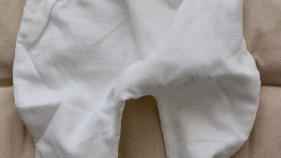 Pantalon Boutchou blanc